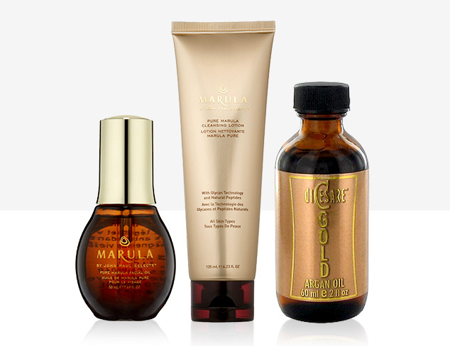 Soft & Smooth: Moisturizers feat. Marula Oil at MYHABIT
