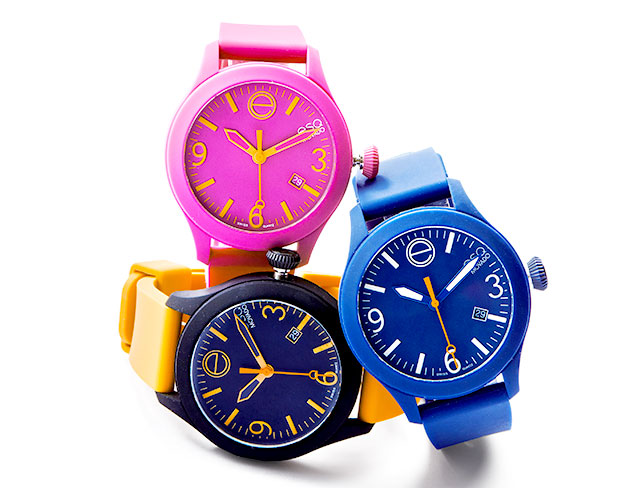 Sporty Chic: Watches at MYHABIT