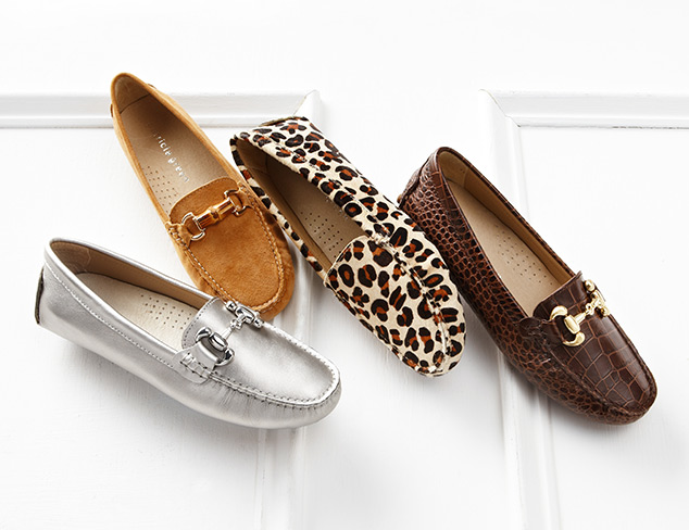 Spring Casual: Mocs, Loafers & More at MYHABIT