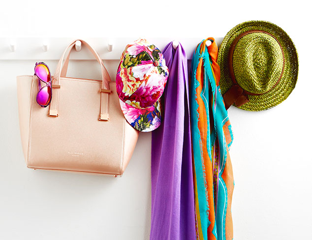Spring Finishes: Hats & Scarves at MYHABIT