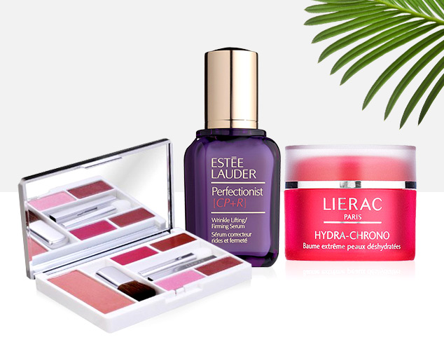 Spring Glow: LIERAC, Clinique & More at MYHABIT