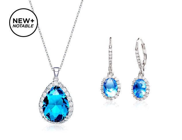 Sterling Silver Jewelry by Genevive at MYHABIT