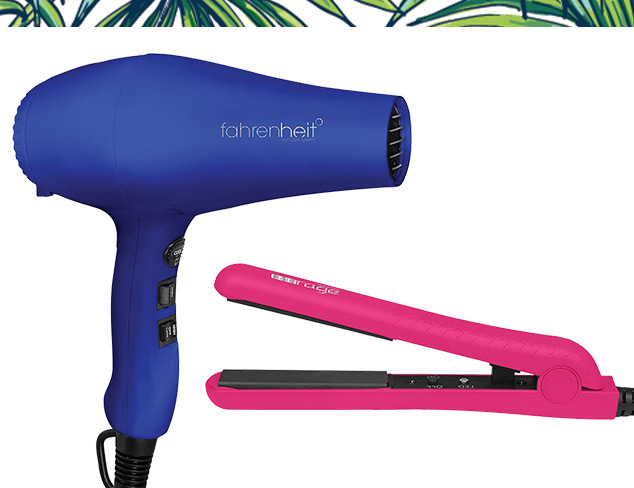 Styling Tools: Hair Rage & Farenheit at MYHABIT