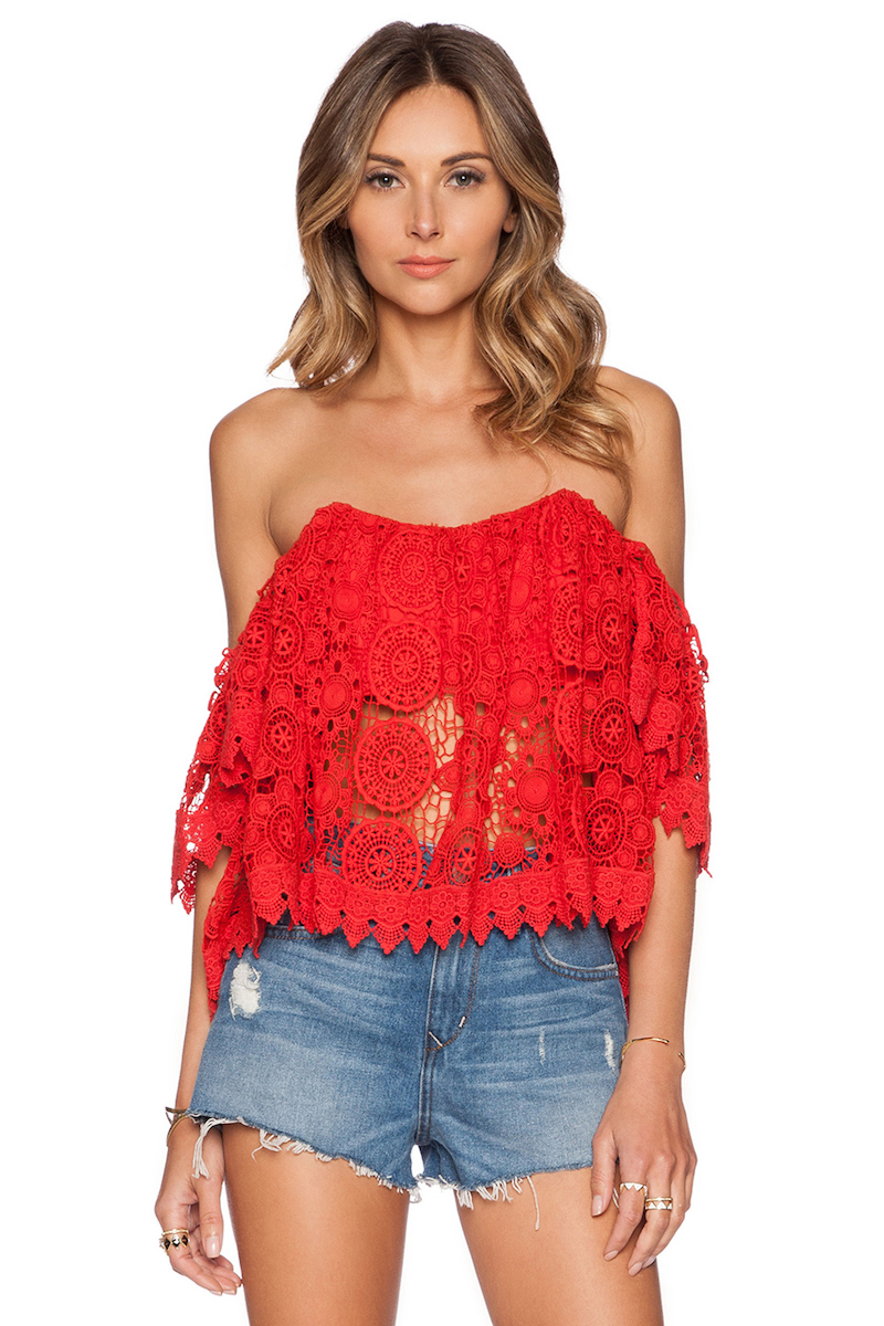 Tularosa Amelia Crop Top_1