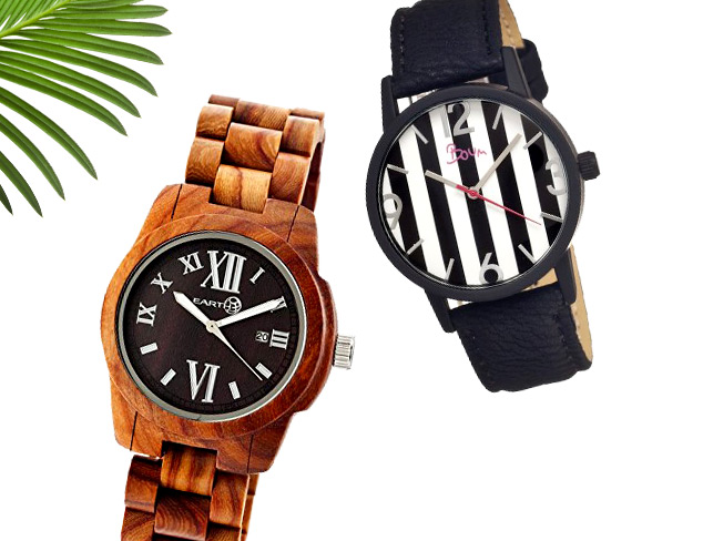 Up to 90% Off: New Spring Watch Arrivals at MYHABIT