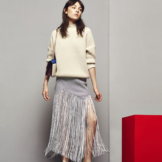 Victoria Beckham mytheresa.com exclusive cotton-blend turtleneck