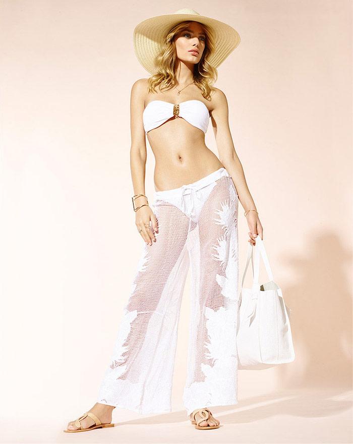 Vix Swimwear Bandeau Bikini Top