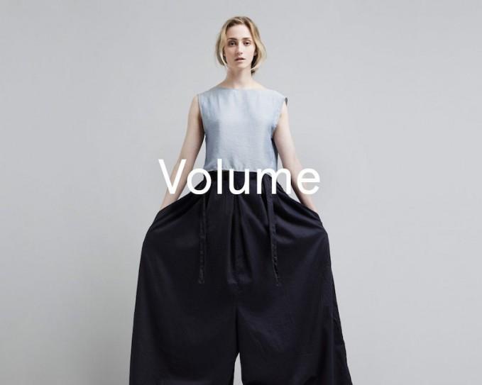 Volume: Dressing Big at Spring 2015