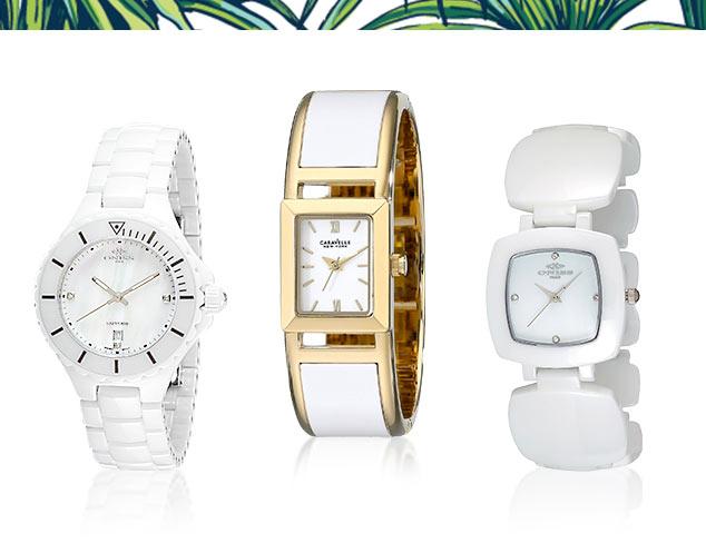 White Hot Watches at MYHABIT