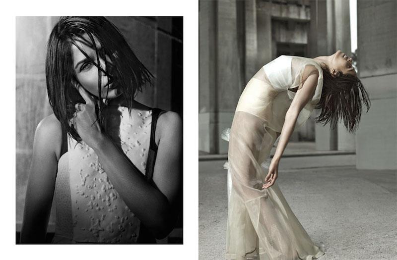 Toga Pleated Organza Maxi Dress