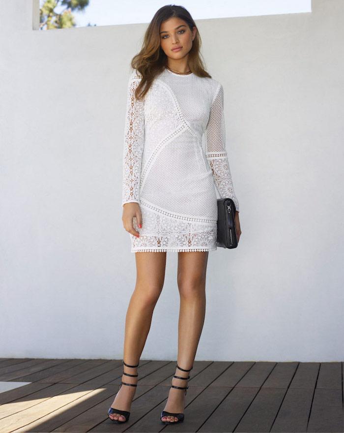 Zimmermann Anais Lace Dress