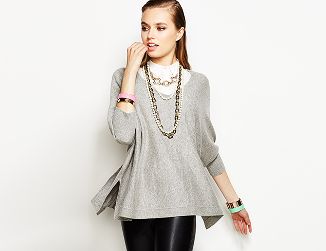 A Perfect Storm Black & Grey Styles at MYHABIT