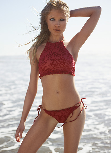 BEACH RIOT x REVOLVE Iris Bikini Top