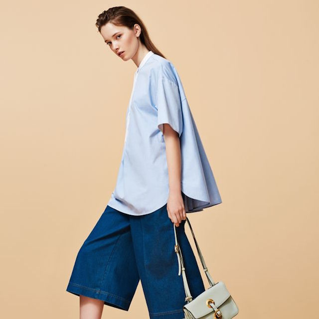 Balenciaga Cotton Tunic