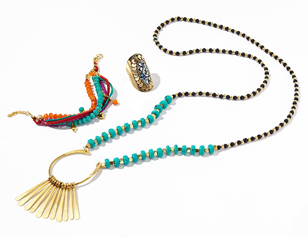 Bohemian Jewelry by Turkish Delight at MYHABIT