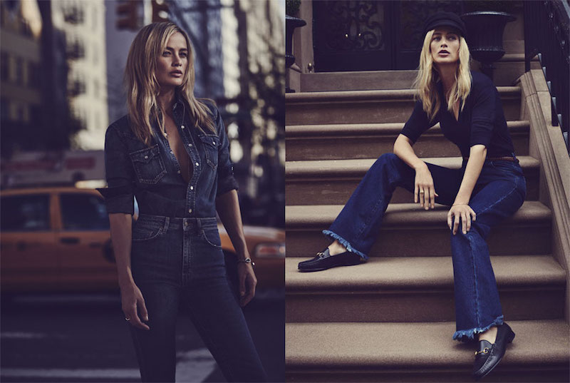 Classic Beauty Carolyn Murphy for The EDIT_4