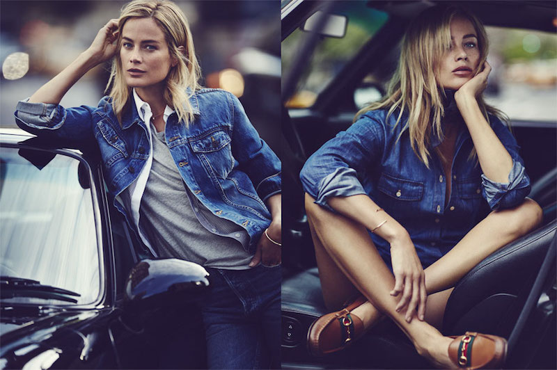 Classic Beauty Carolyn Murphy for The EDIT_5