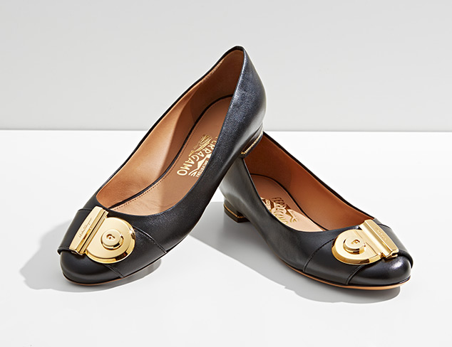 Classically Chic Footwear at MYHABIT
