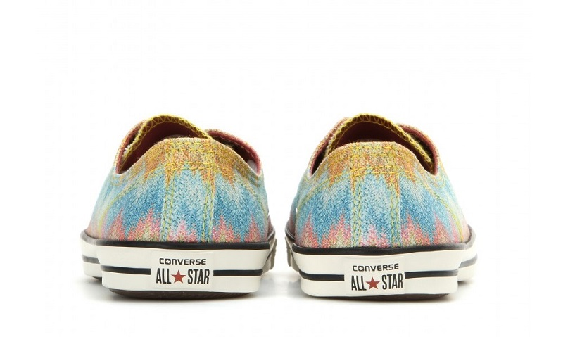 Converse X Missoni Chuck Taylor Fancy Ox sneakers