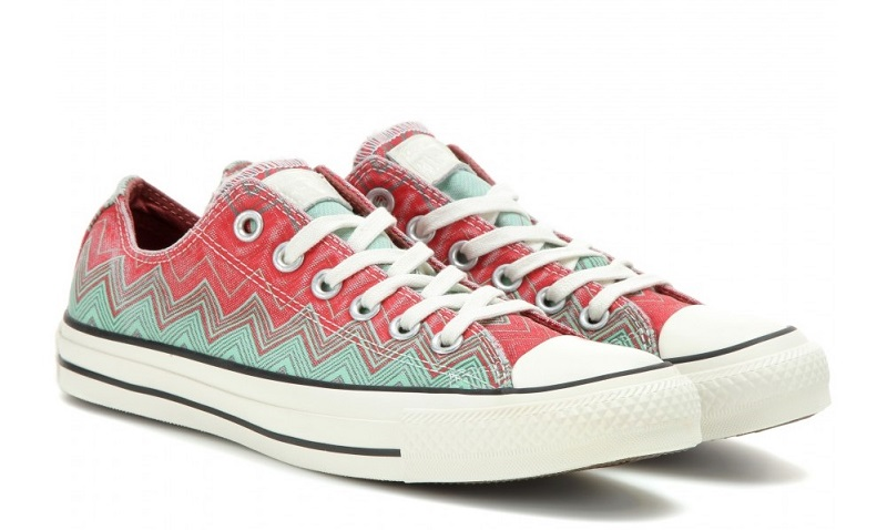Converse X Missoni Chuck Taylor Ox sneakers-