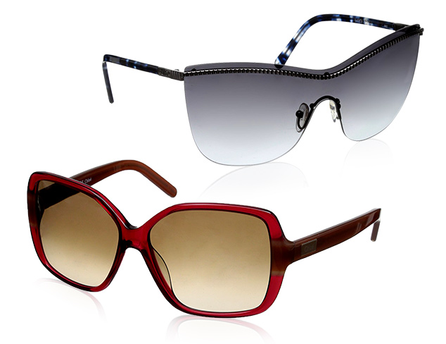 Designer Sunglasses feat. Chloé at MYHABIT