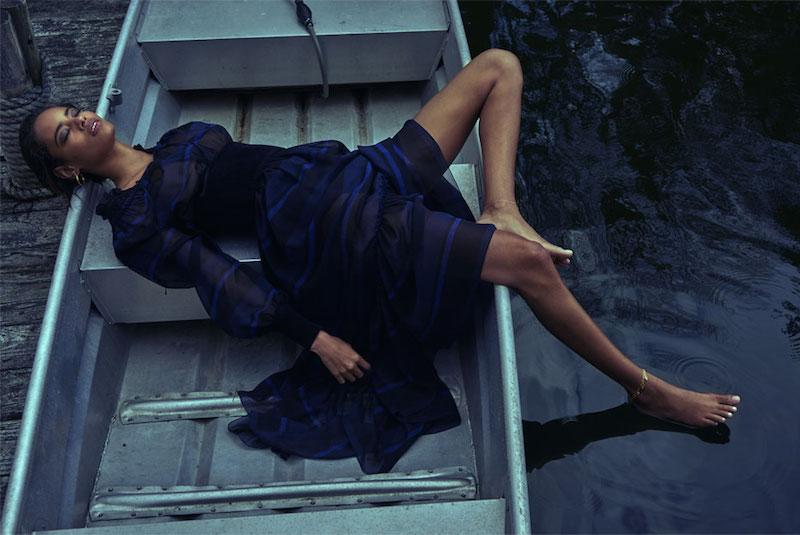 Dress by Sonia Rykiel
