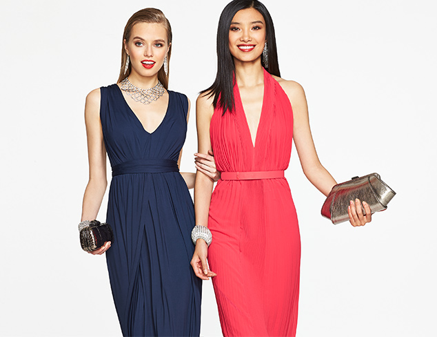 Evening Glamour Langhem Dresses at MYHABIT