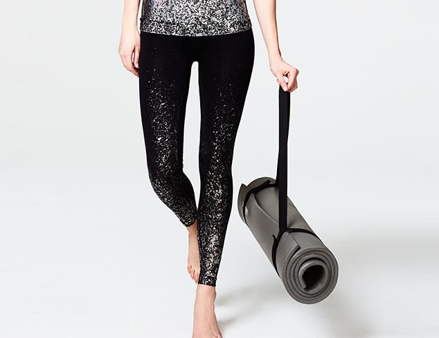 Fitness Focus: Leggings, Shorts & More at MYHABIT