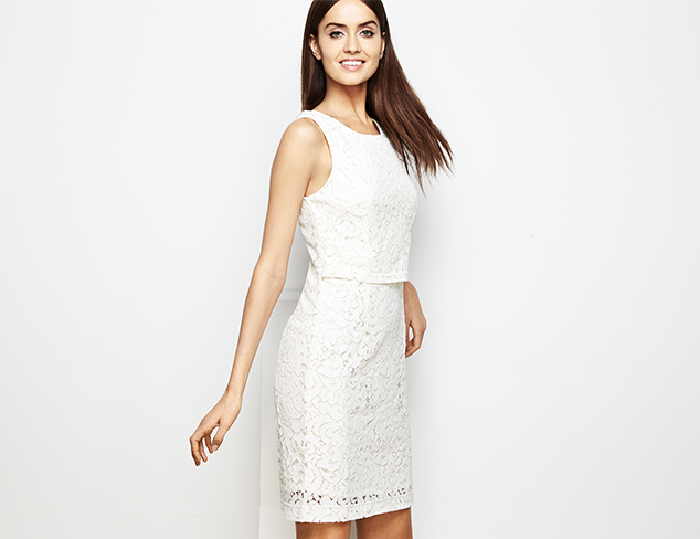 For the Love of Lace at MYHABIT