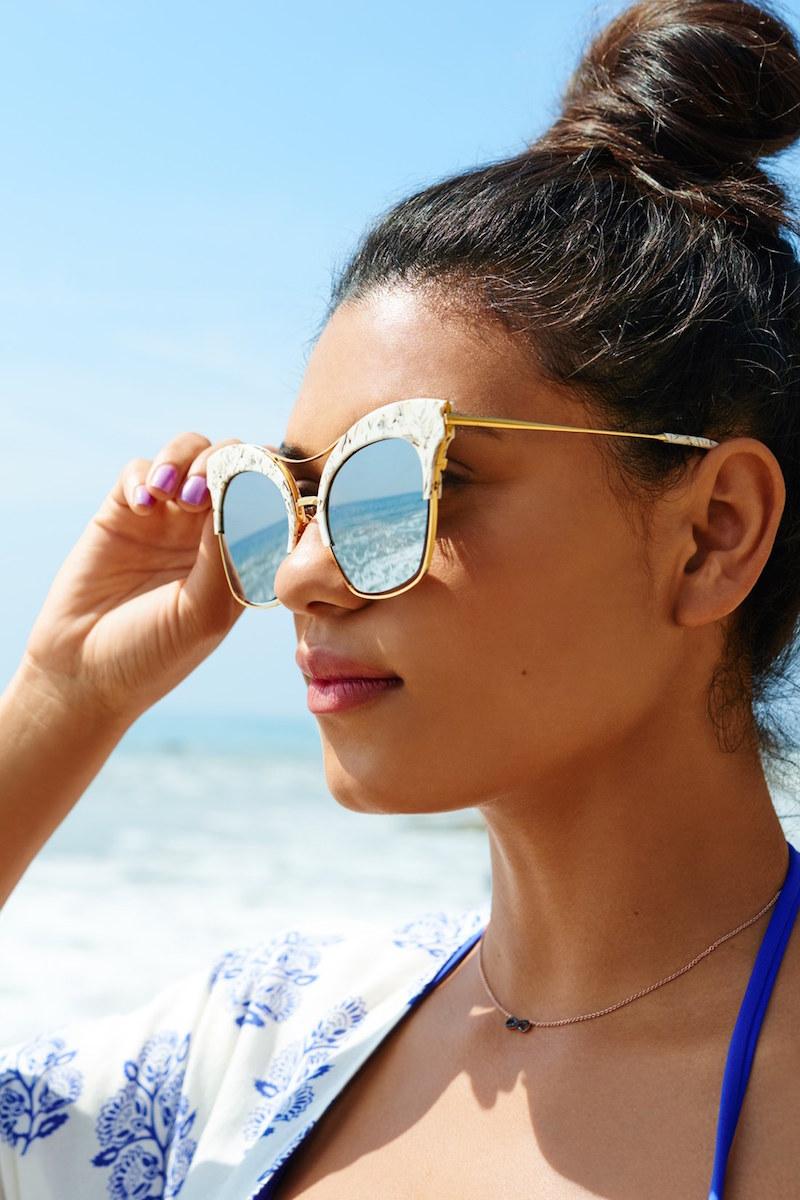 GENTLE MONSTER 54mm Cat Eye Sunglasses