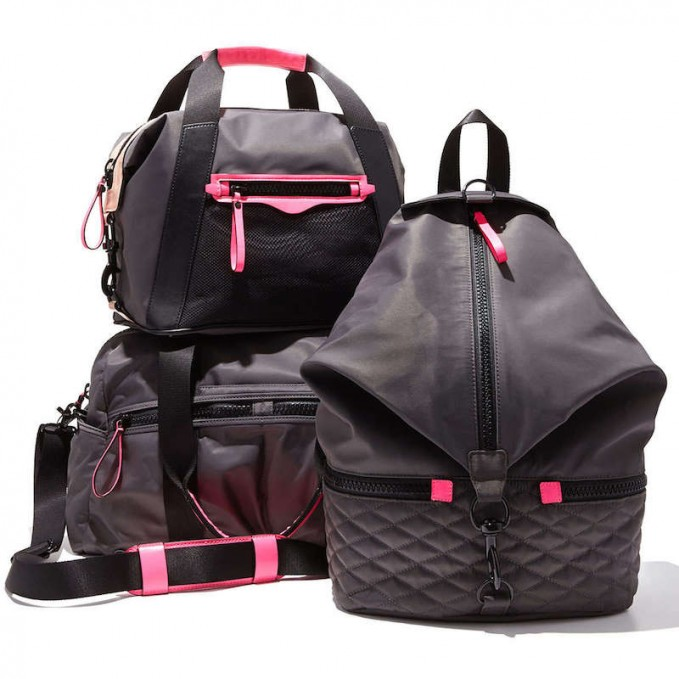 Game On: Rebecca Minkoff Sporty Collection Bags