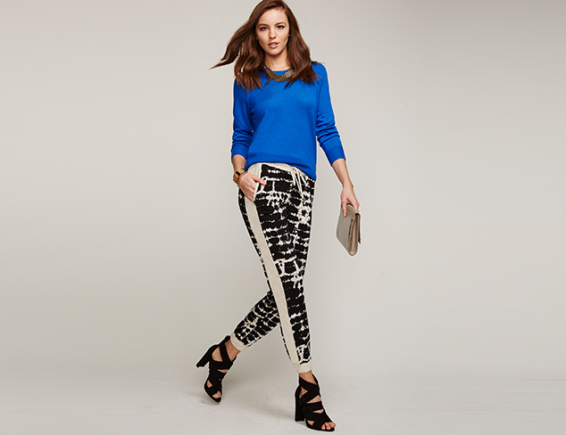 Game On: Sporty Tops, Pants & More at MYHABIT