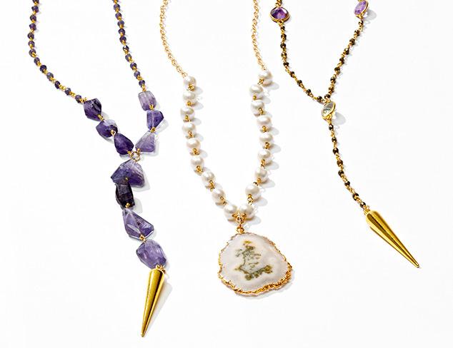 Heather Hawkins Jewelry at MYHABIT