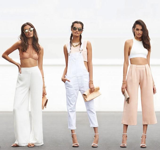 How To Wear // Summer Neutrals