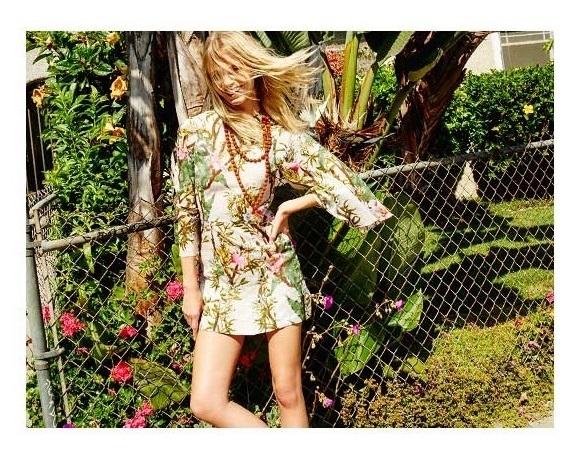 Isabel Marant Étoile Weston floral-print voile dress