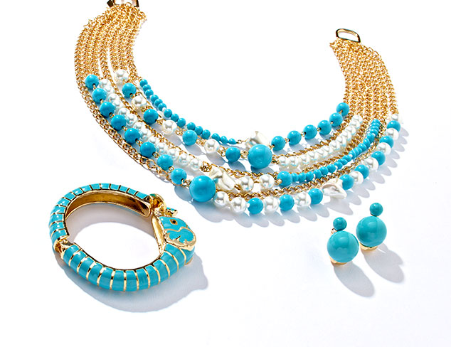 Kenneth Jay Lane Jewelry at MYHABIT