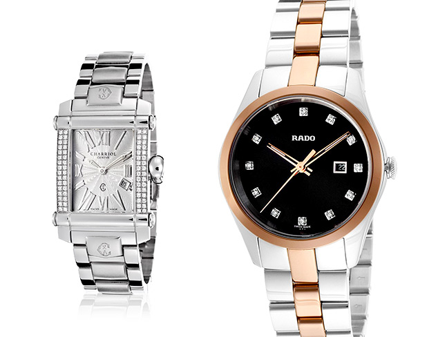 Luxury Watches feat. Rado at MYHABIT