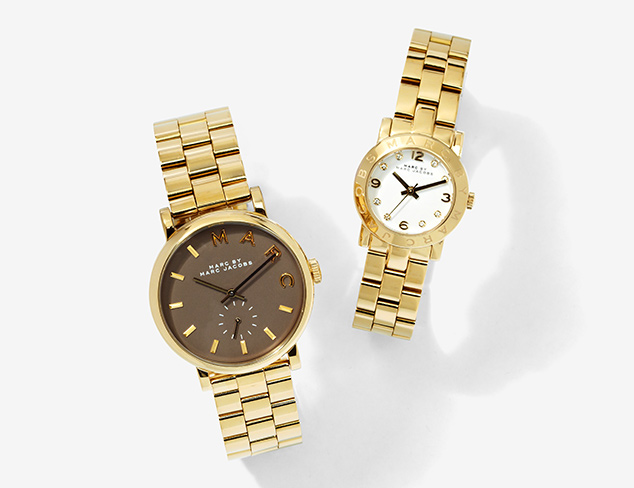 New Arrivals Marc by Marc Jacobs Watches at MYHABIT