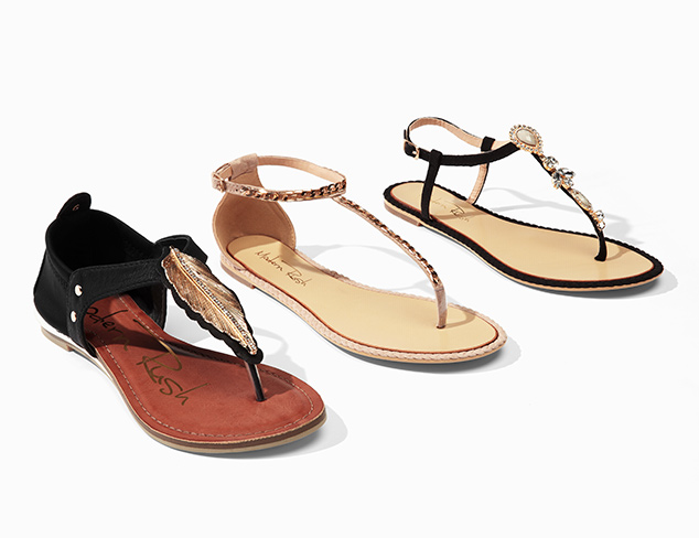 New Arrivals Sandals feat. Modern Rush at MYHABIT