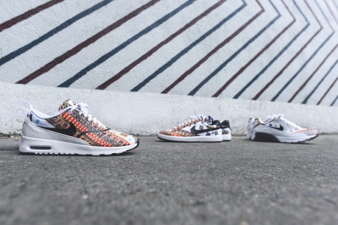"""Nike x Liberty WMNS Summer 2015 """"Merlin"""" Collection"""
