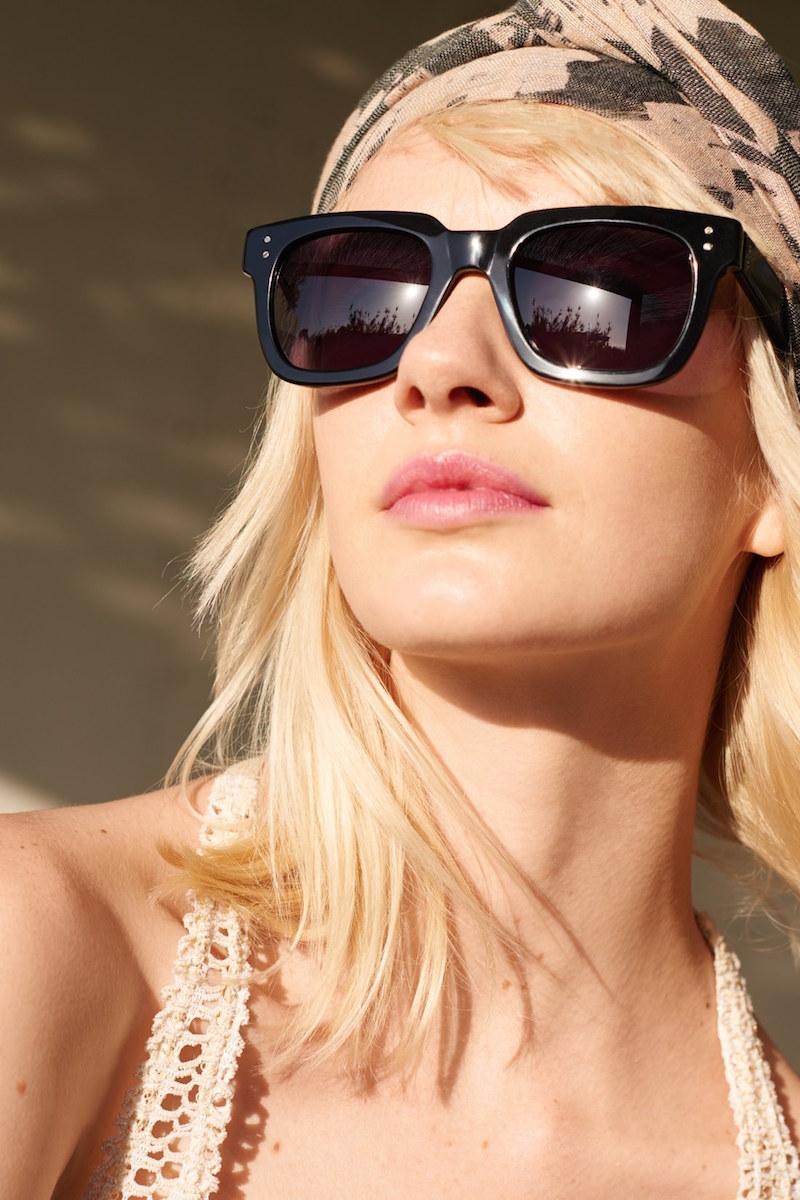 OXYDO 50mm Retro Sunglasses