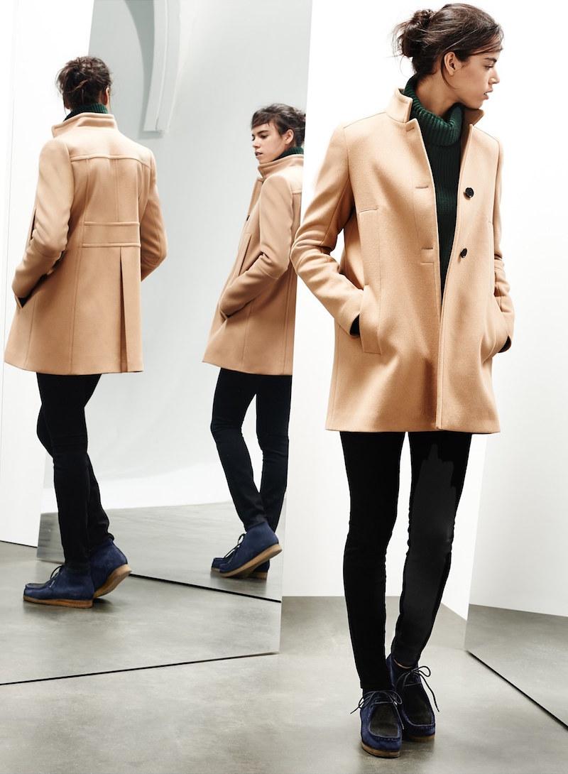 Proenza Schouler Wool Blend Coat