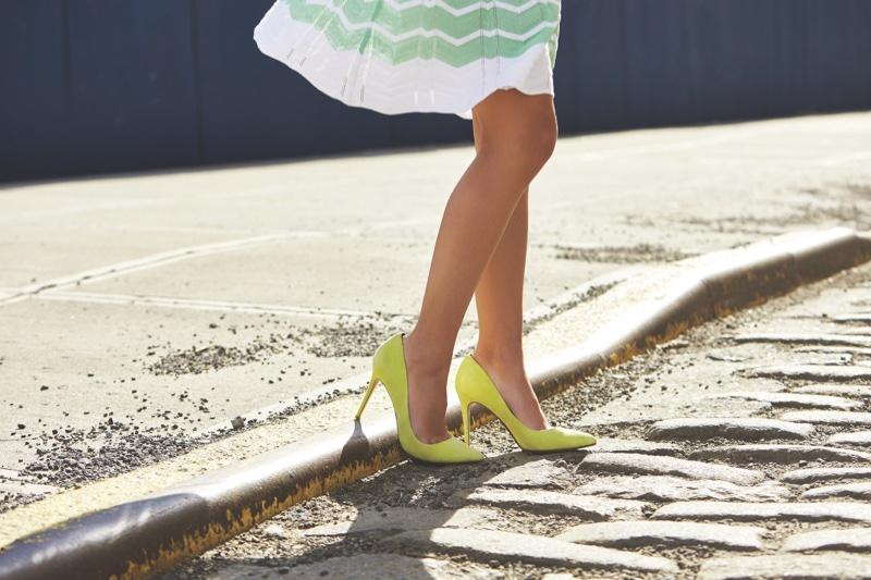 RAYE Tia Heel in Yellow_1