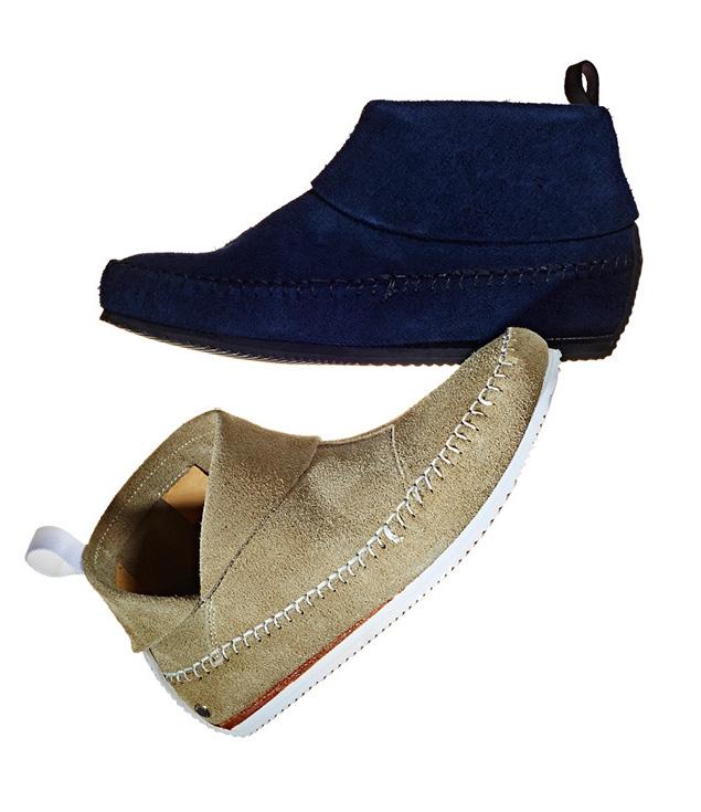 Rag & Bone Brixton Moccasin Boots