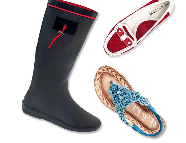 Rainboots to Sandals Henry Ferrera at MYHABIT