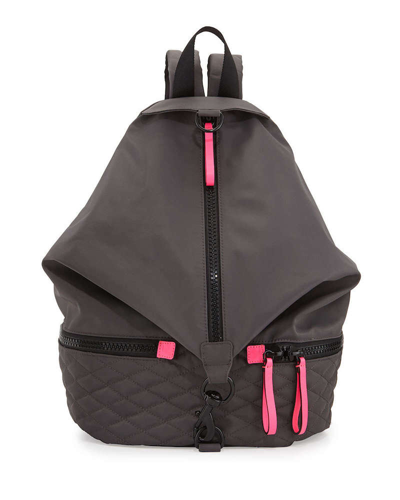Rebecca Minkoff Julian Quilted Sport Backpack