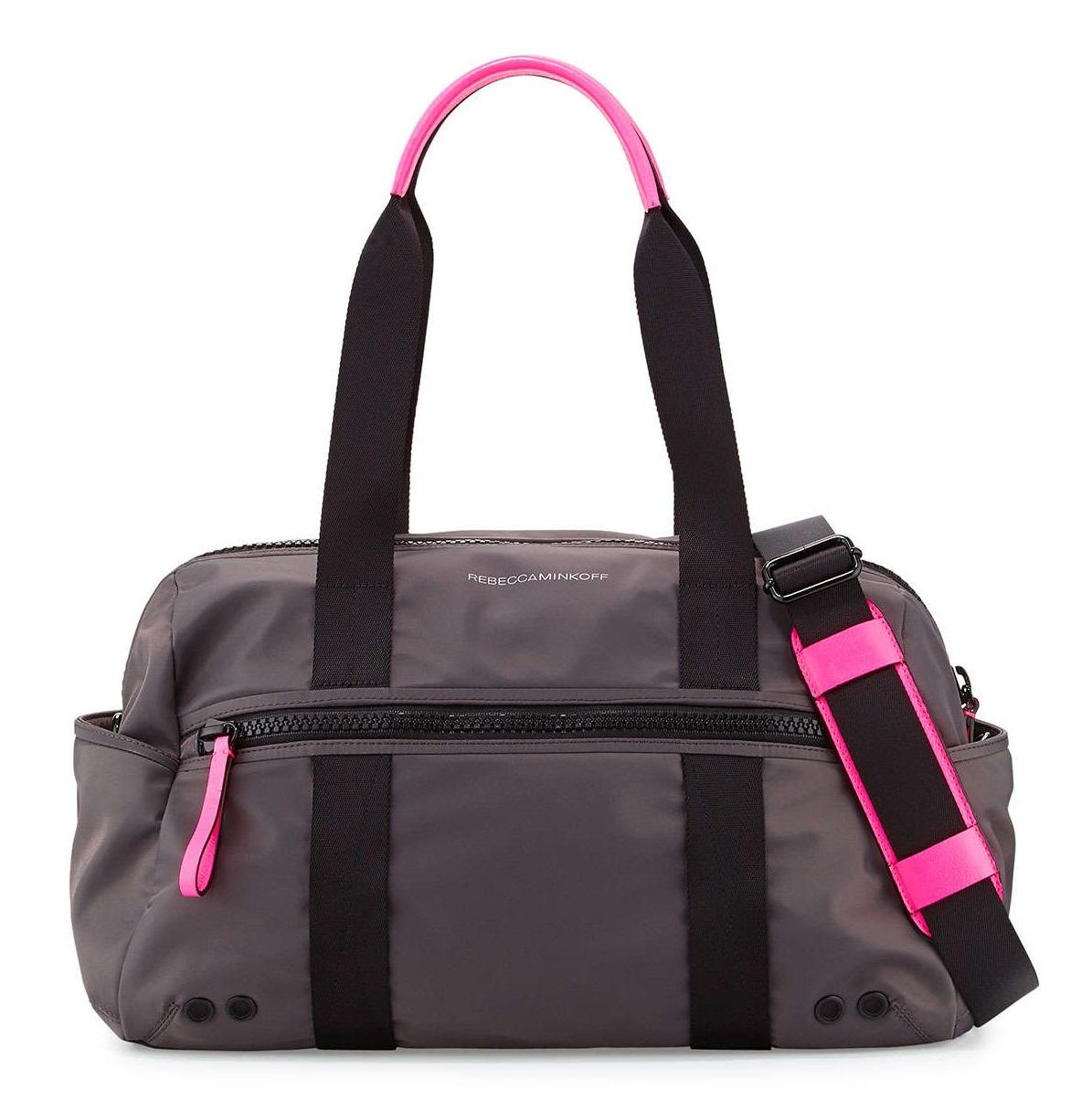 Rebecca Minkoff Yoga Carry All Duffel Bag