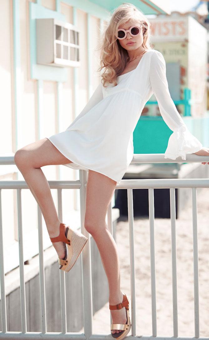 STONE_COLD_FOX Farrah Dress