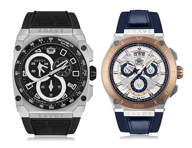 Savoy Watches for Him & Her at MYHABIT