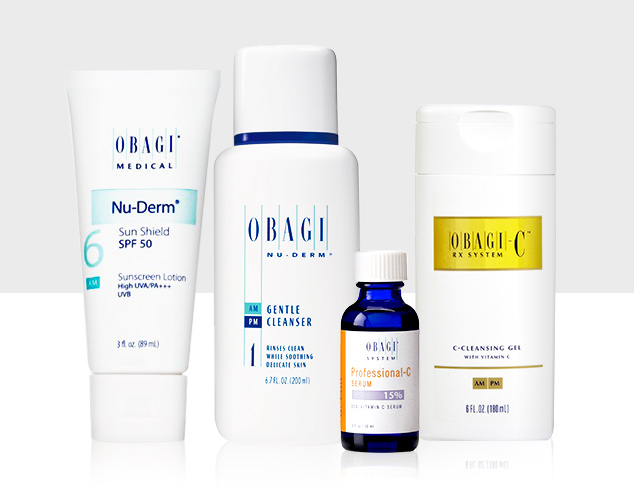 Skincare Science Obagi & More at MYHABIT